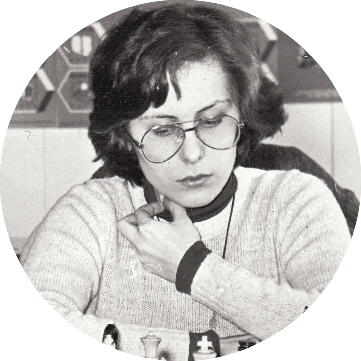 Ivona Jezierska Chess Master and 2 time Olympian