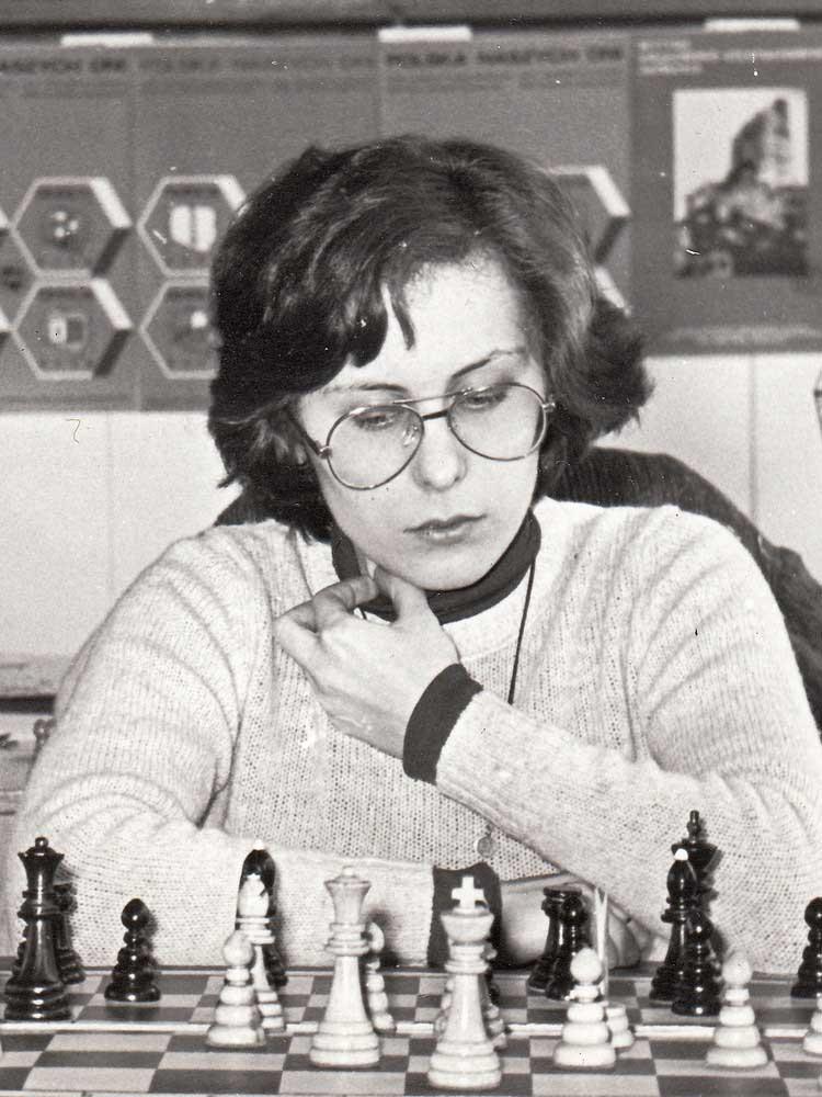 Iwona Jezierska ur. 2 czerwca 1958 w Bielsku-Białej